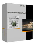 Subtitle Translation software