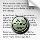 Subtitle Translation Wizard